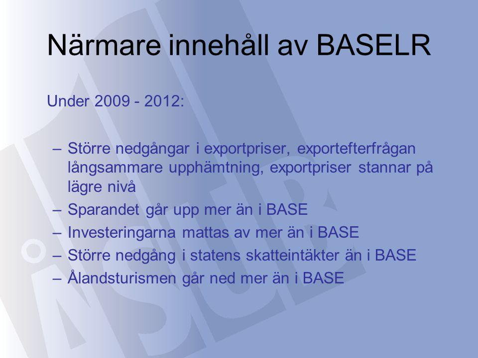Närmare innehåll av BASELR