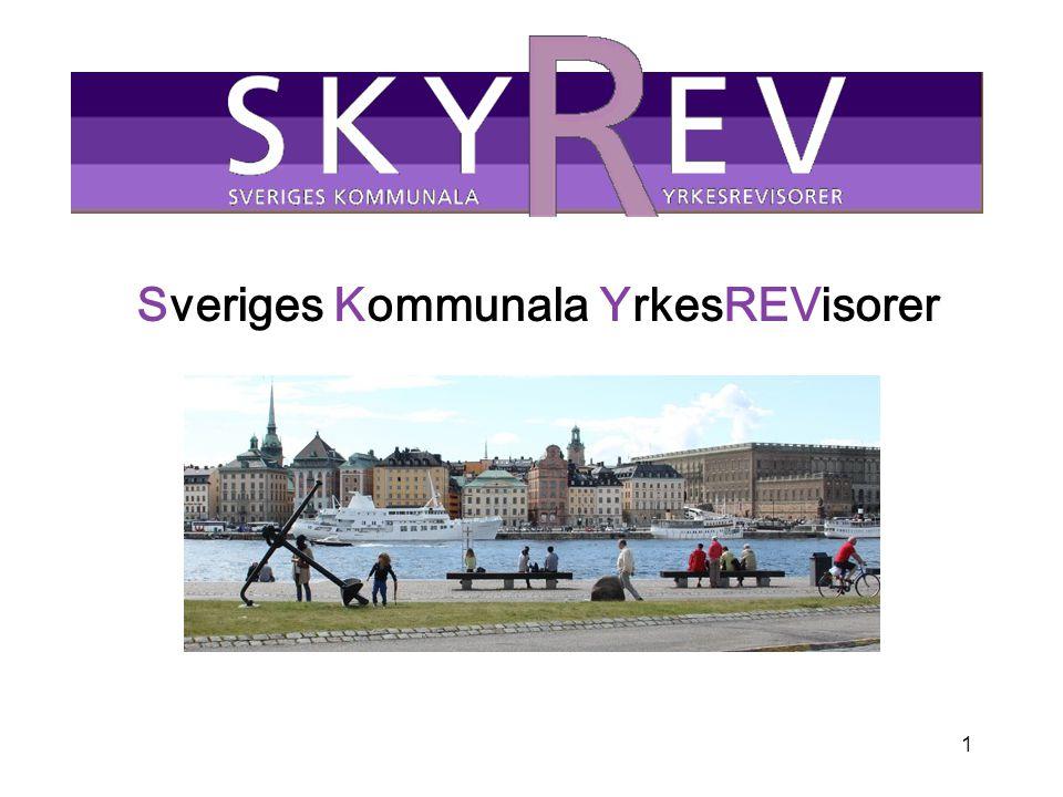 Sveriges Kommunala YrkesREVisorer