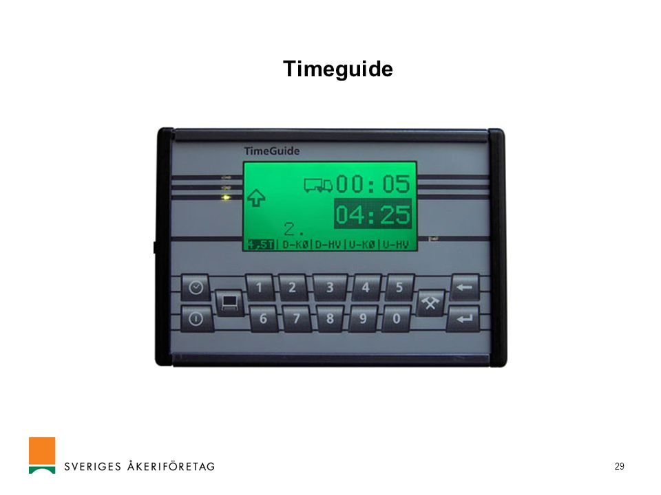 Timeguide