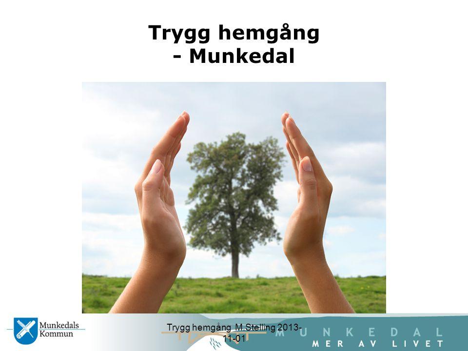 Trygg hemgång - Munkedal