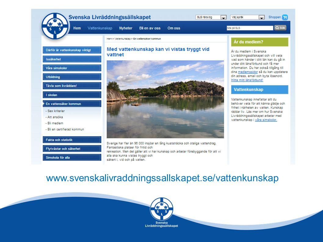 www.svenskalivraddningssallskapet.se/vattenkunskap