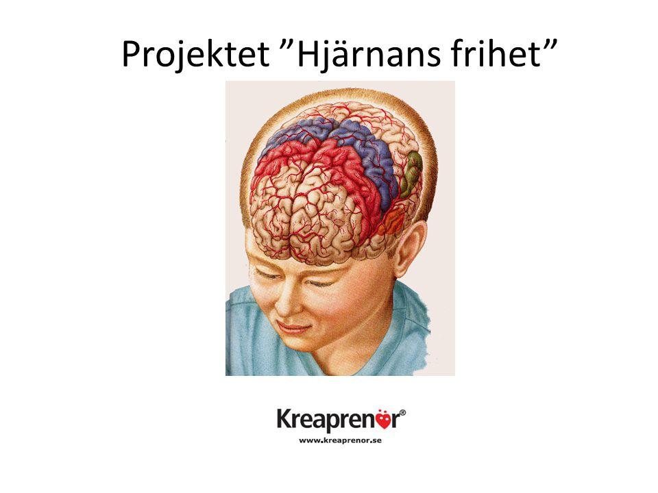 Projektet Hjärnans frihet