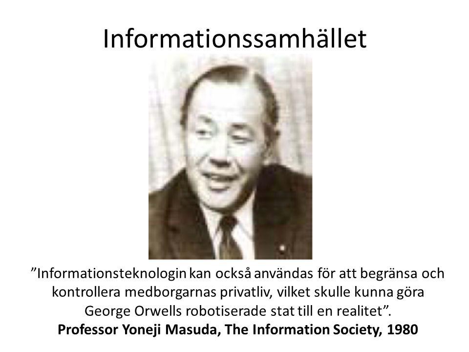 Informationssamhället