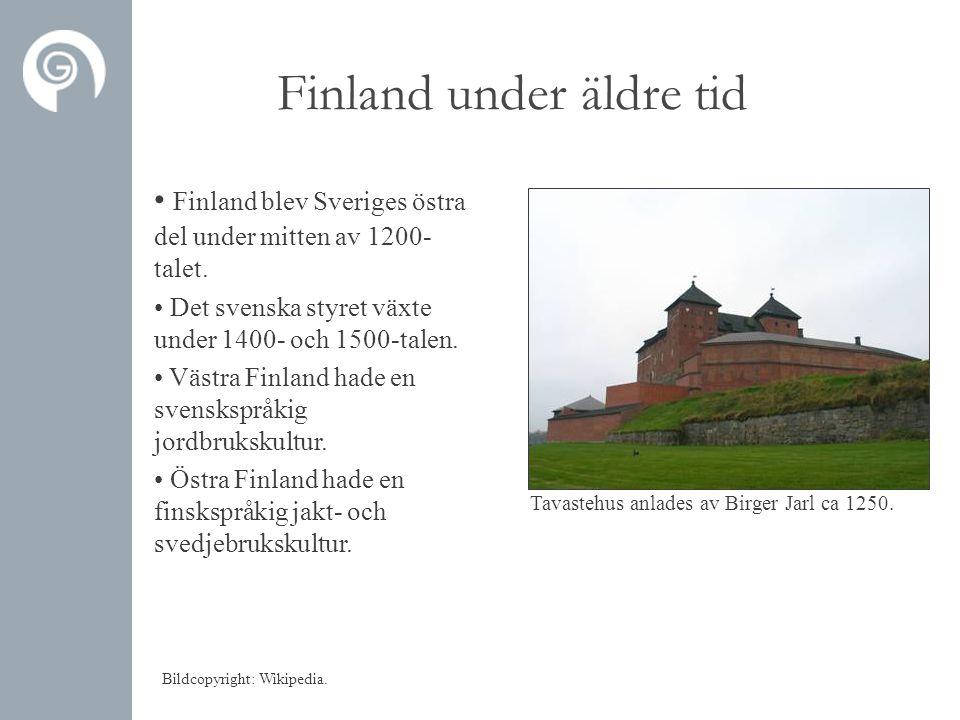 Finland under äldre tid