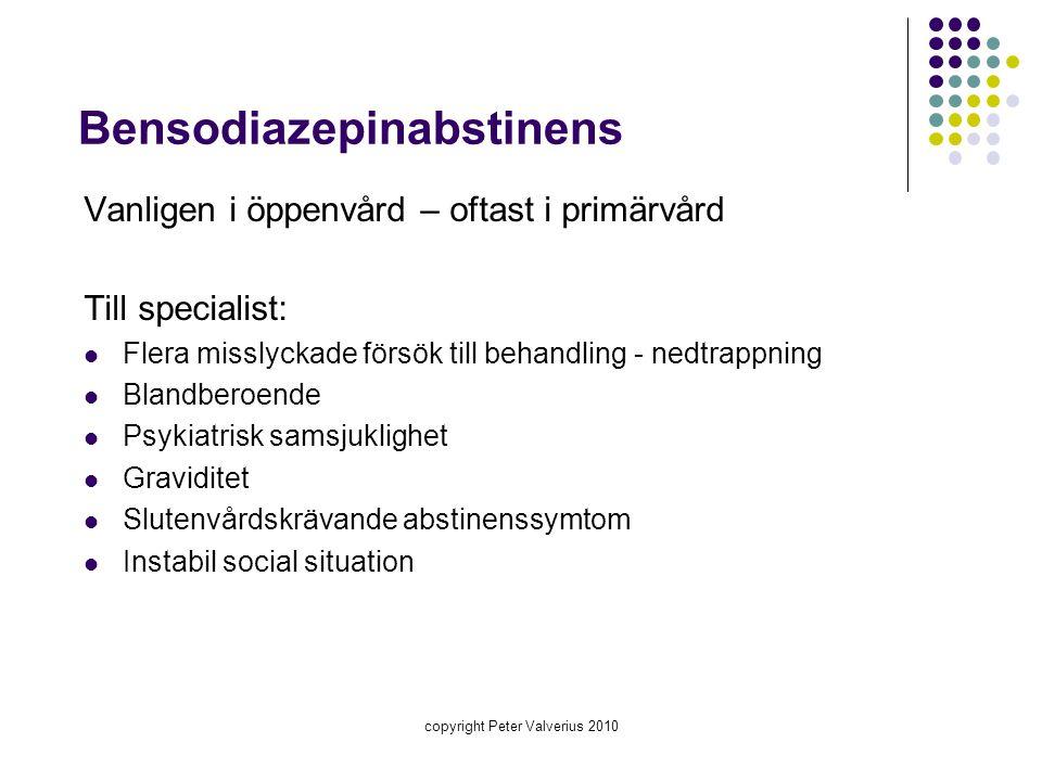 Bensodiazepinabstinens