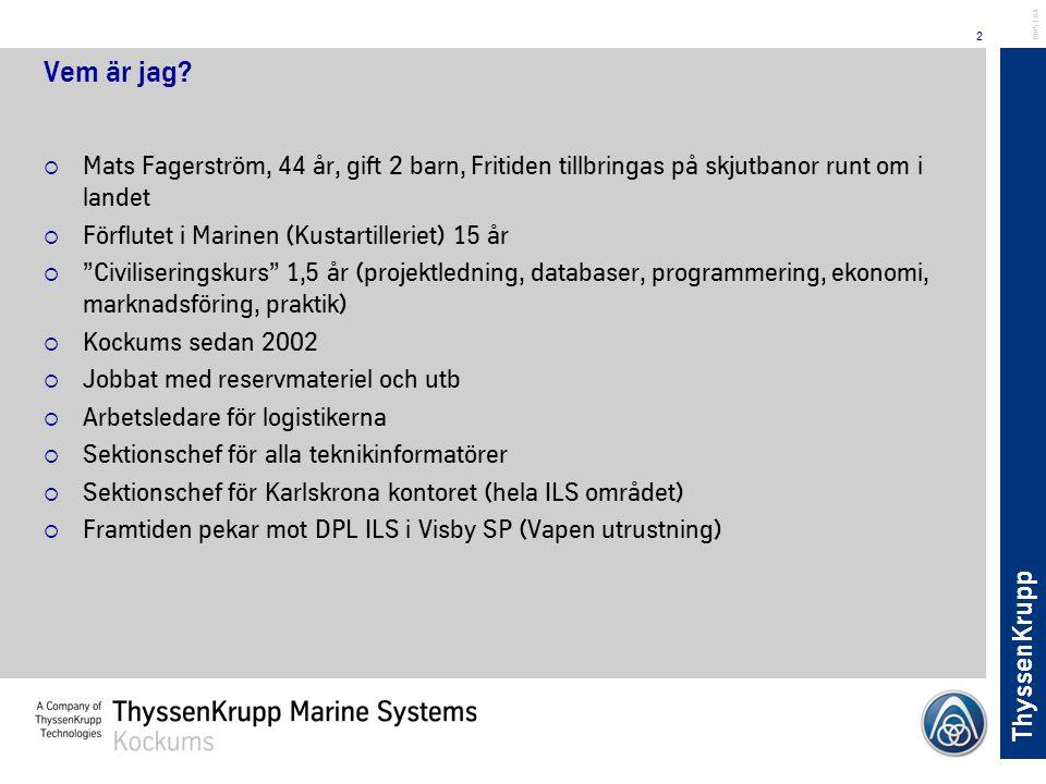 Vem är jag Mats Fagerström, 44 år, gift 2 barn, Fritiden tillbringas på skjutbanor runt om i landet.
