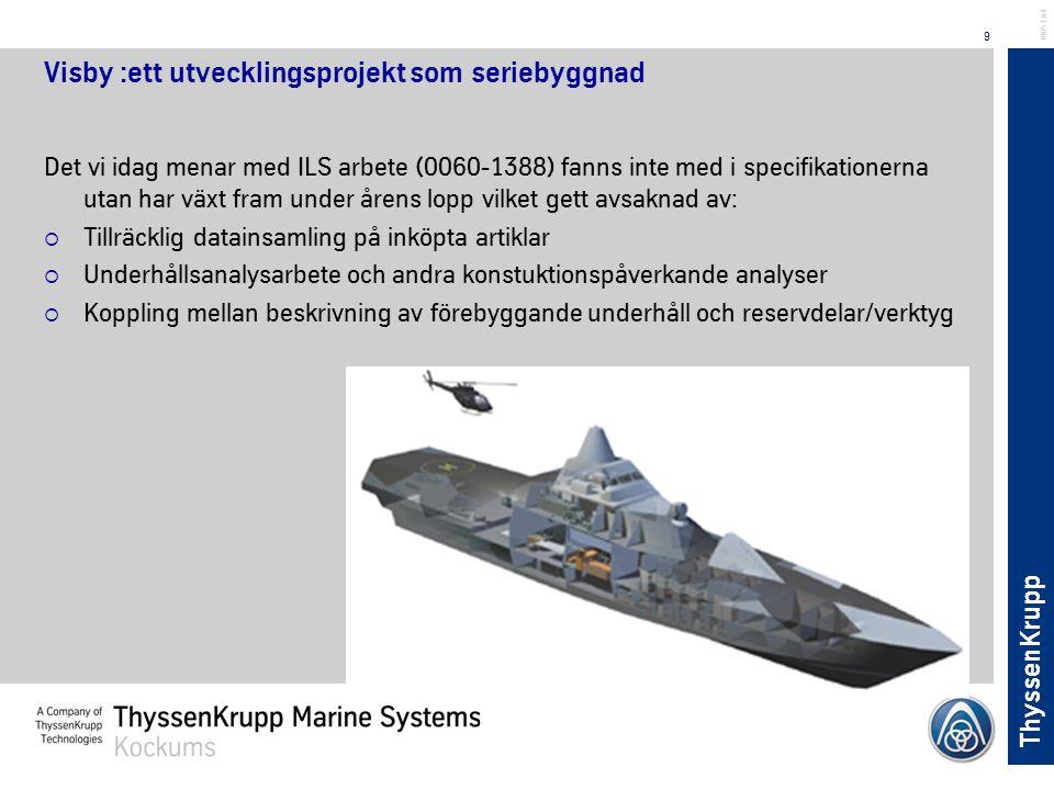 Visby :ett utvecklingsprojekt som seriebyggnad