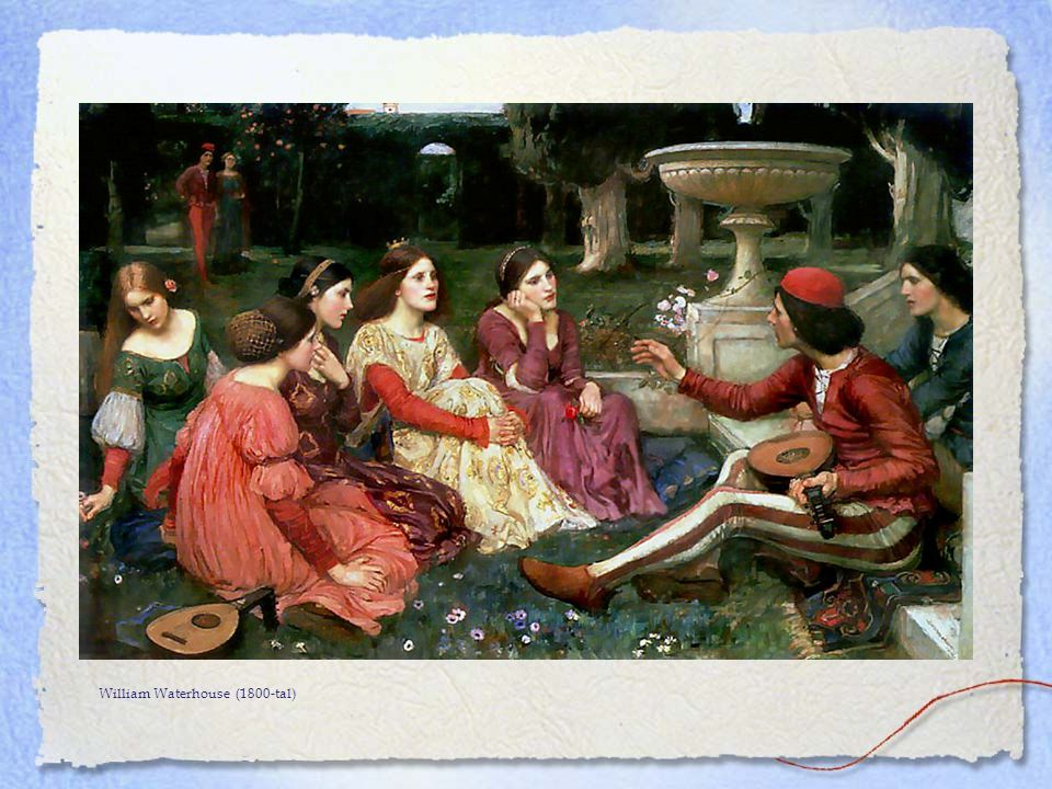 William Waterhouse (1800-tal)