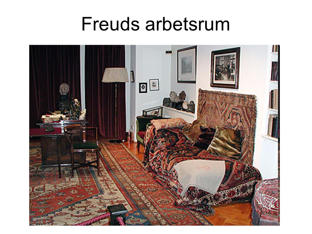 Freuds arbetsrum