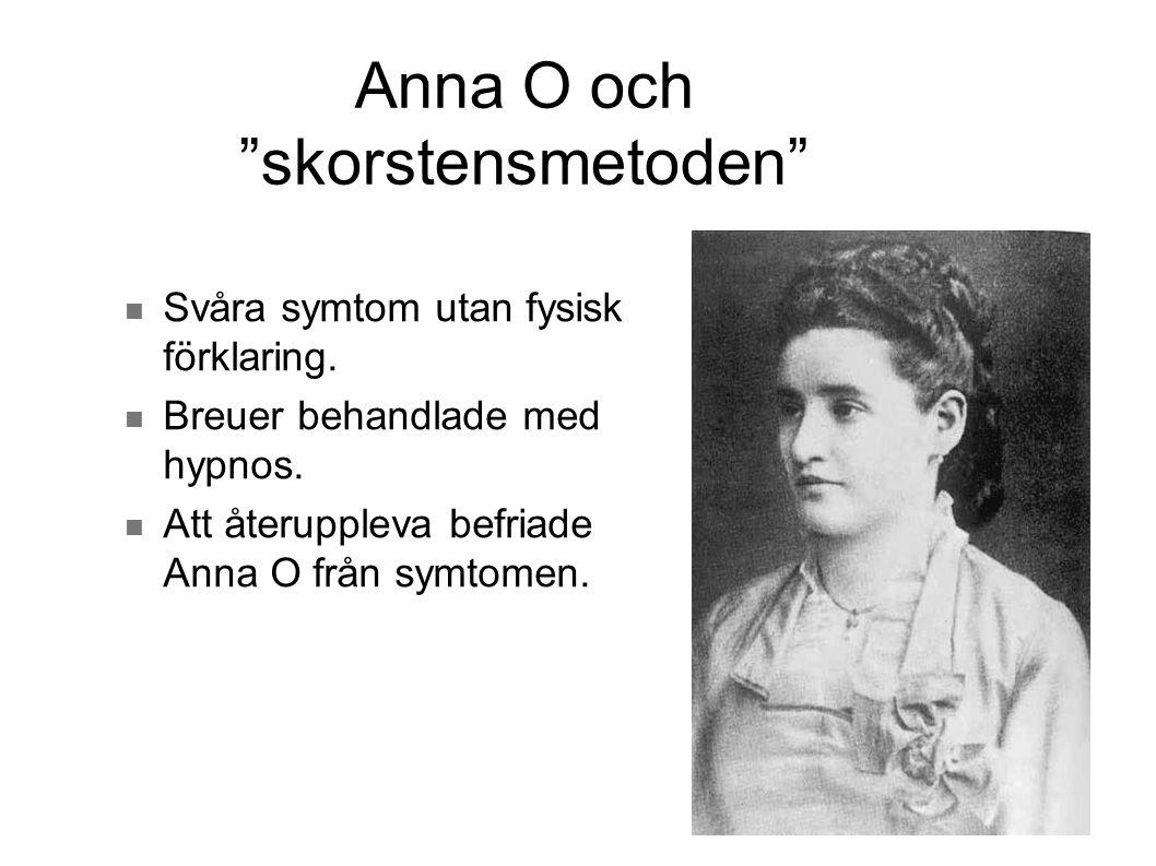 Anna O och skorstensmetoden