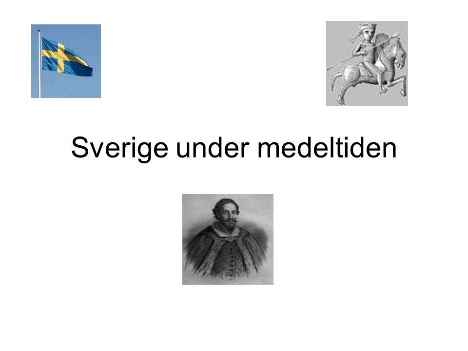 Sverige under medeltiden