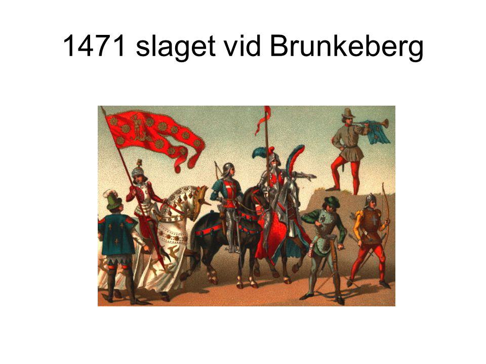 1471 slaget vid Brunkeberg