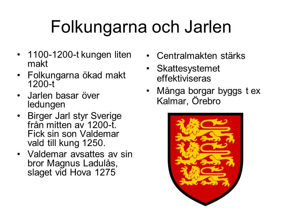 Folkungarna och Jarlen