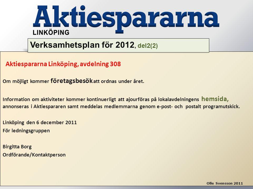 Verksamhetsplan för 2012, del2(2)