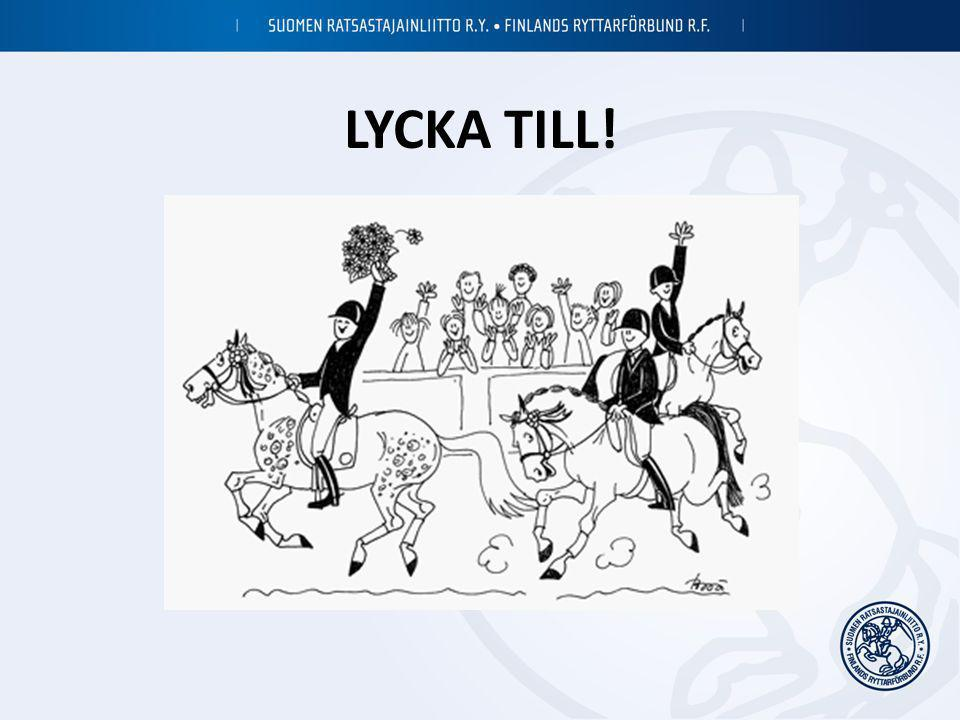 LYCKA TILL! 62