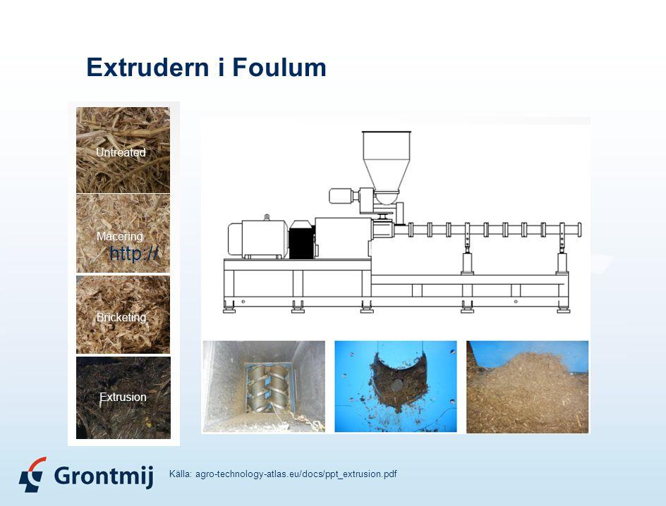 Extrudern i Foulum http://