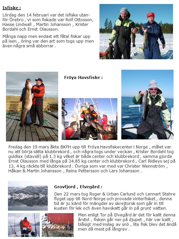 Isfiske :