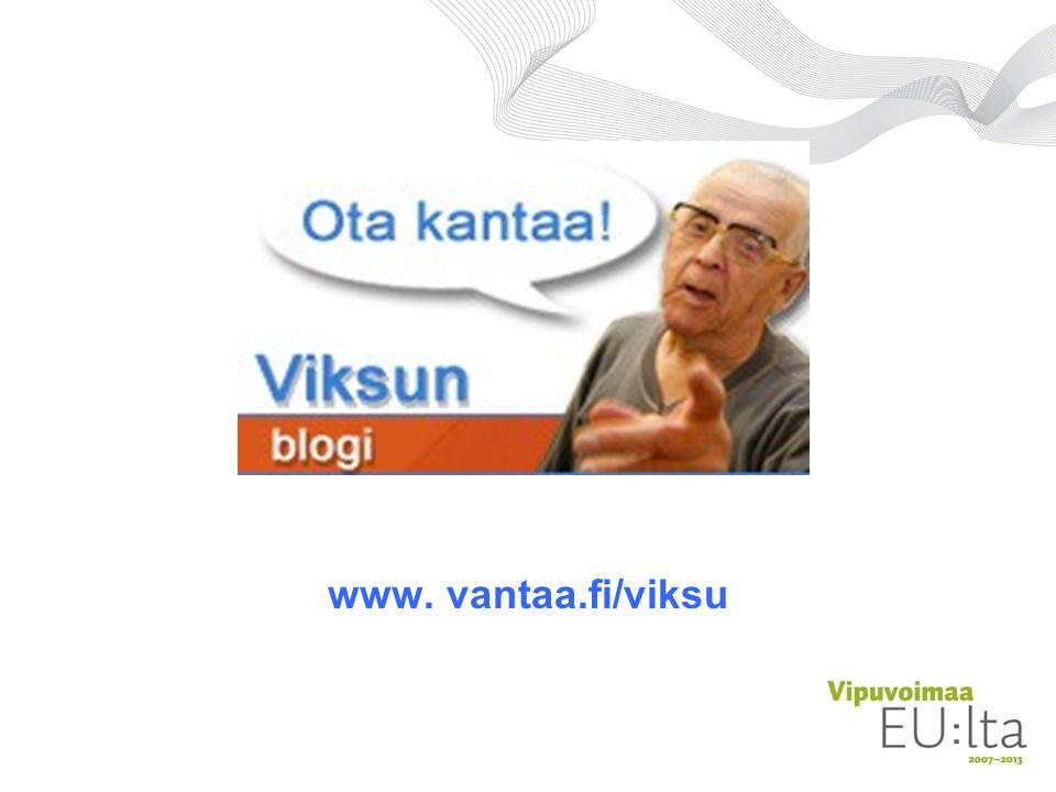 www. vantaa.fi/viksu