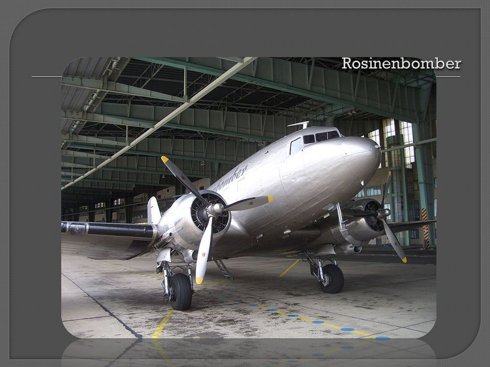 Rosinenbomber