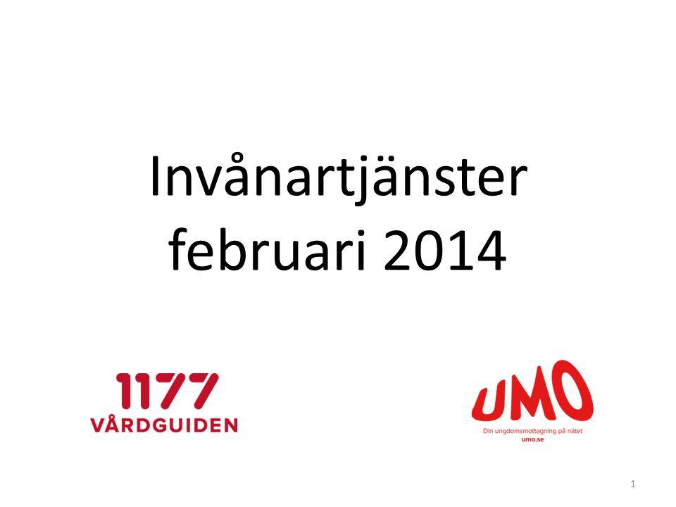 Invånartjänster februari 2014