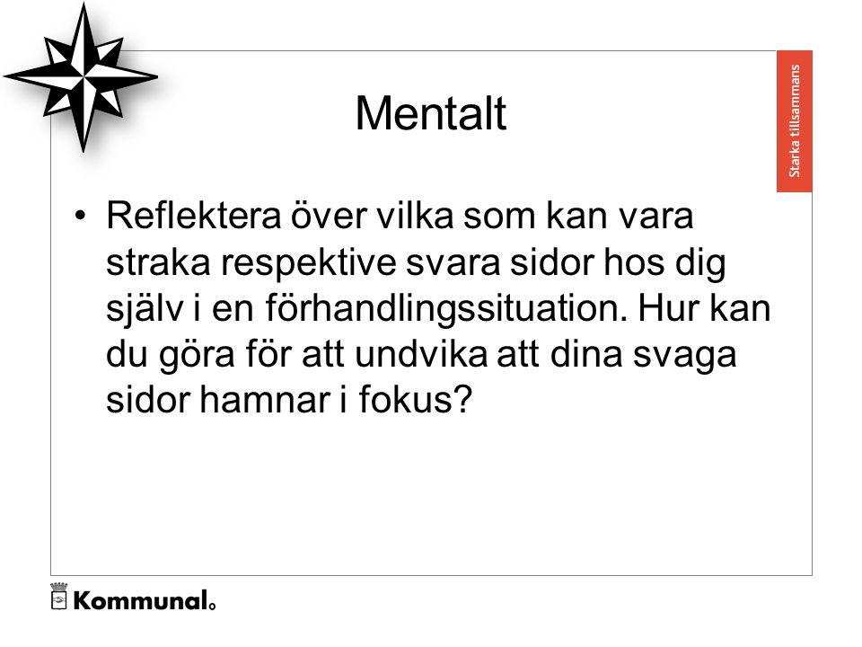 Mentalt
