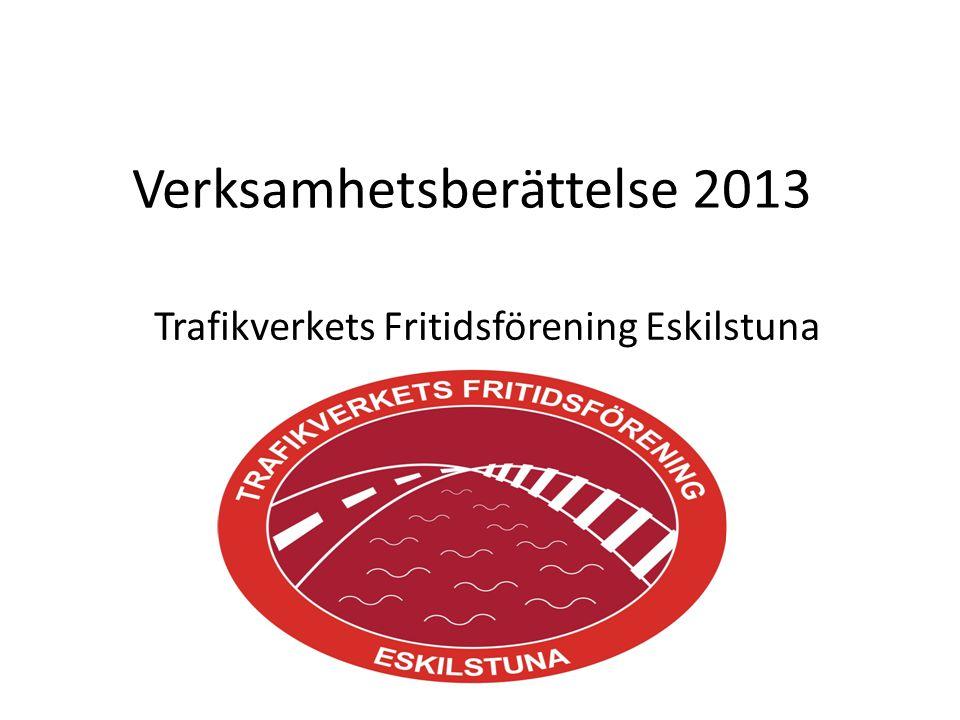 Verksamhetsberättelse 2013