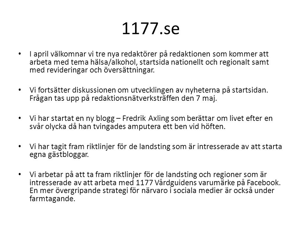 1177.se