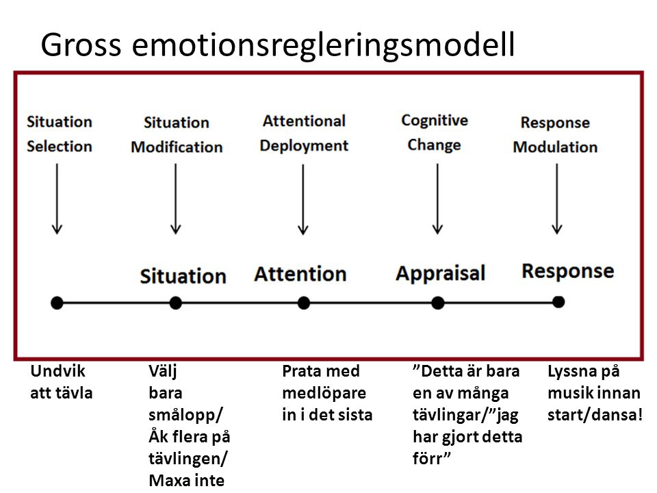 Gross emotionsregleringsmodell