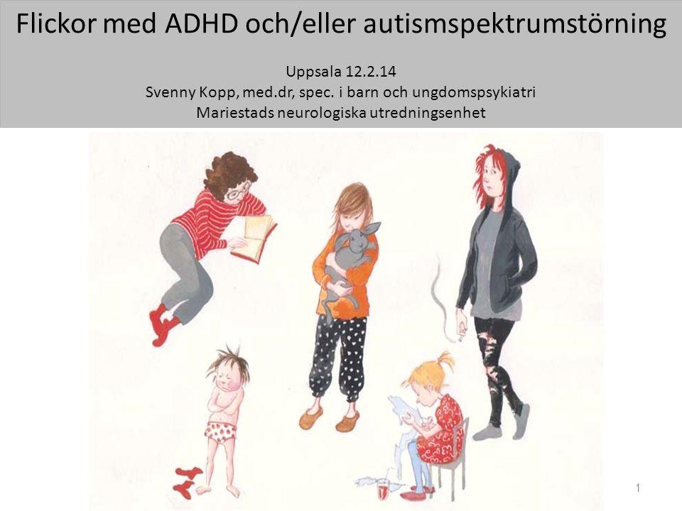 opsykiatri, Drottning Silvias barn och ungdomssjukhus