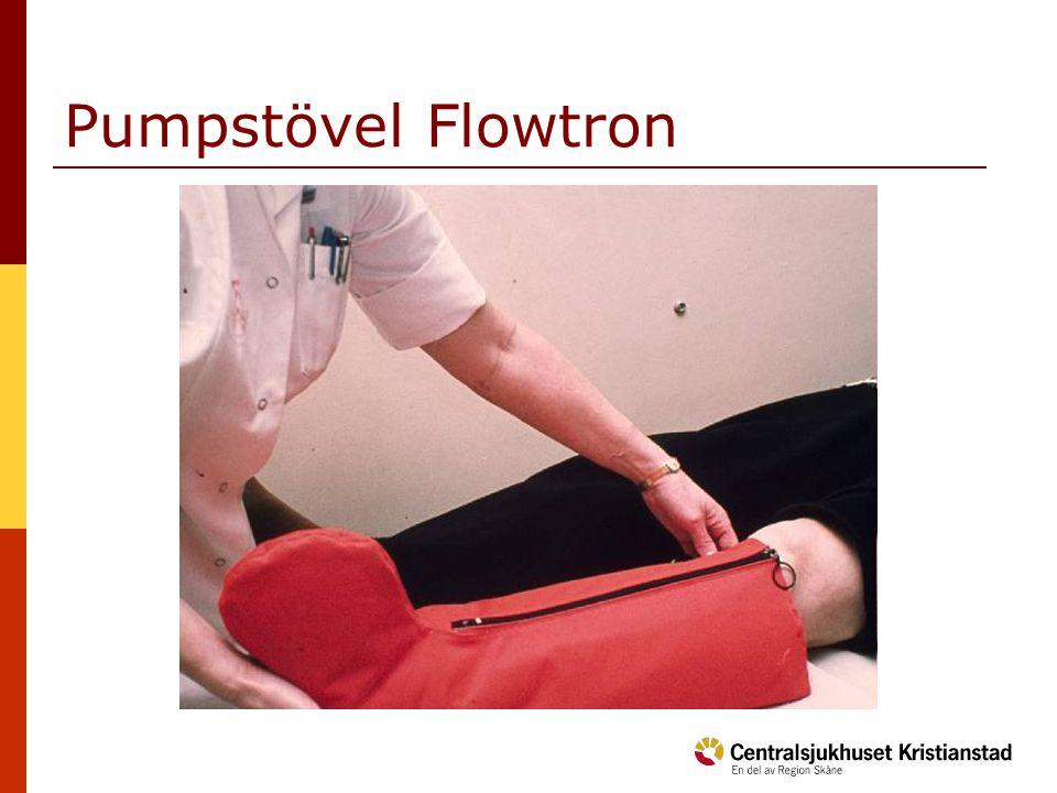 Pumpstövel Flowtron