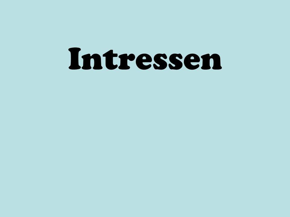 Intressen