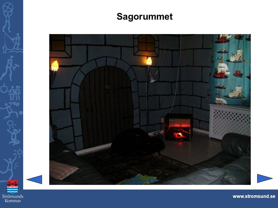 Sagorummet www.stromsund.se