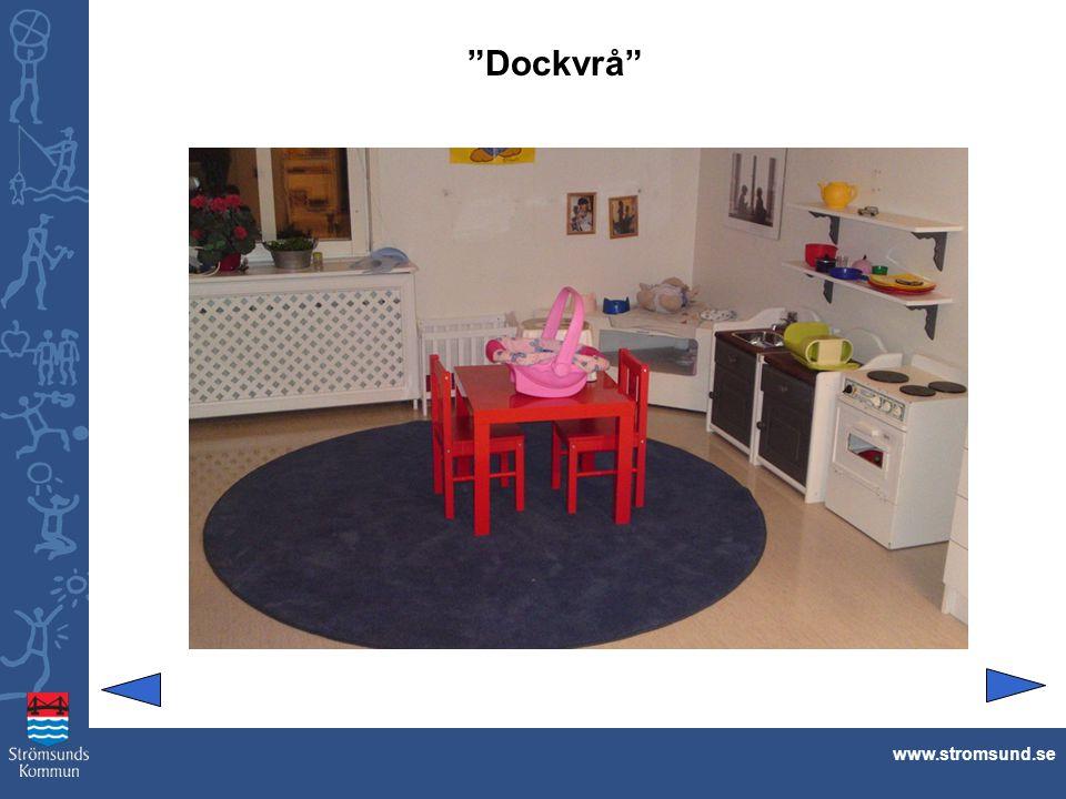 Dockvrå www.stromsund.se