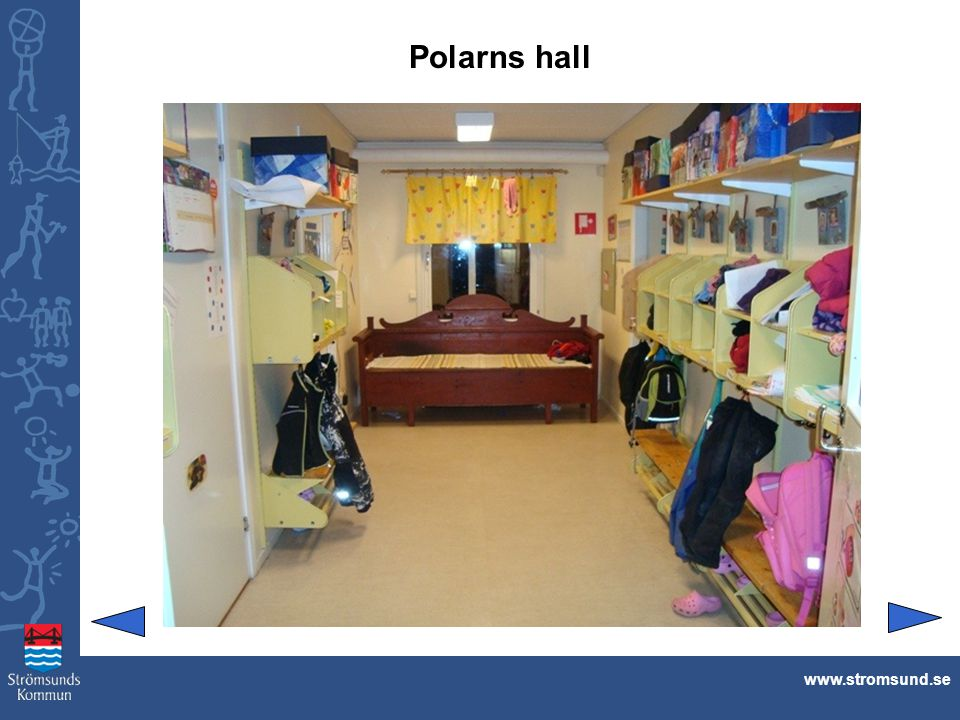 Polarns hall www.stromsund.se