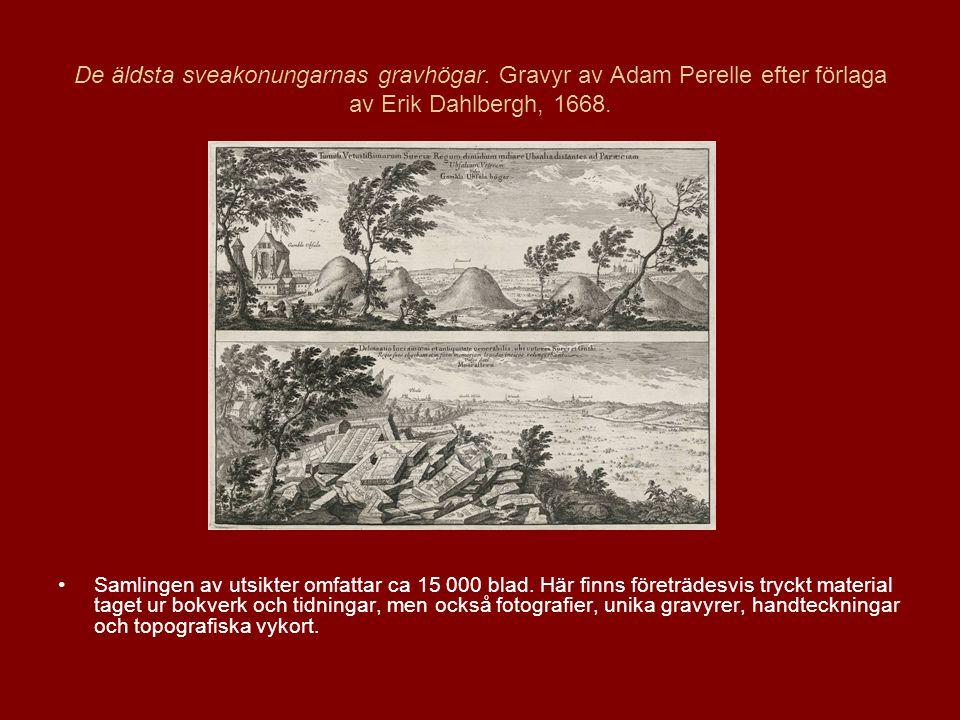De äldsta sveakonungarnas gravhögar