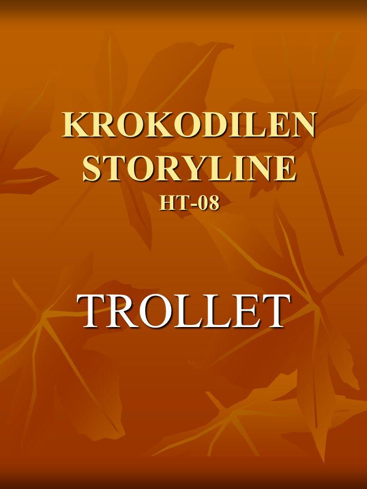 KROKODILEN STORYLINE HT-08