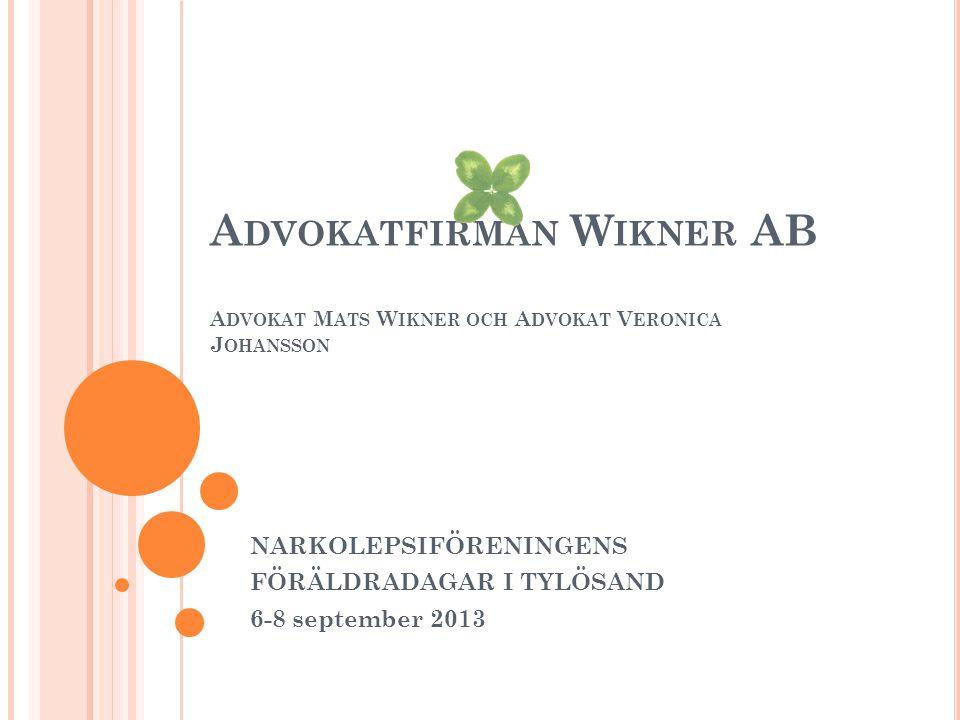 NARKOLEPSIFÖRENINGENS FÖRÄLDRADAGAR I TYLÖSAND 6-8 september 2013