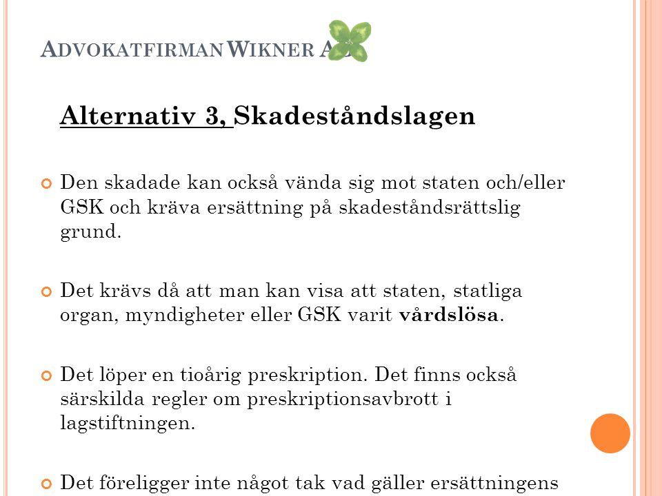 Advokatfirman Wikner AB