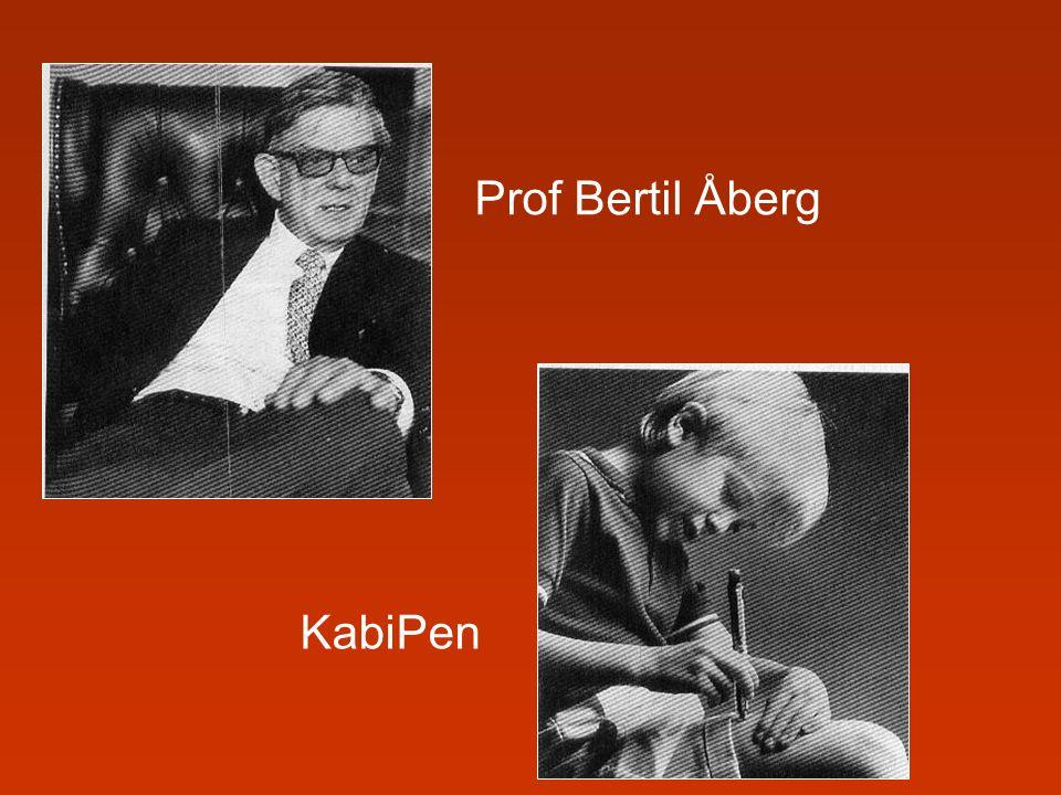 Prof Bertil Åberg KabiPen