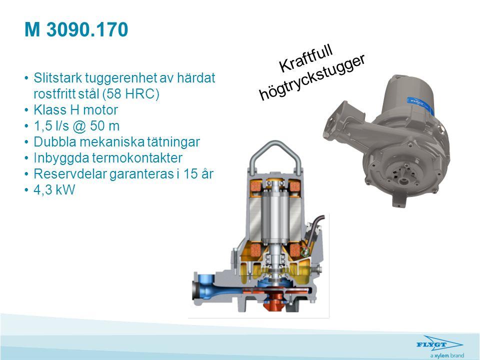 M 3090.170 Kraftfull högtryckstugger