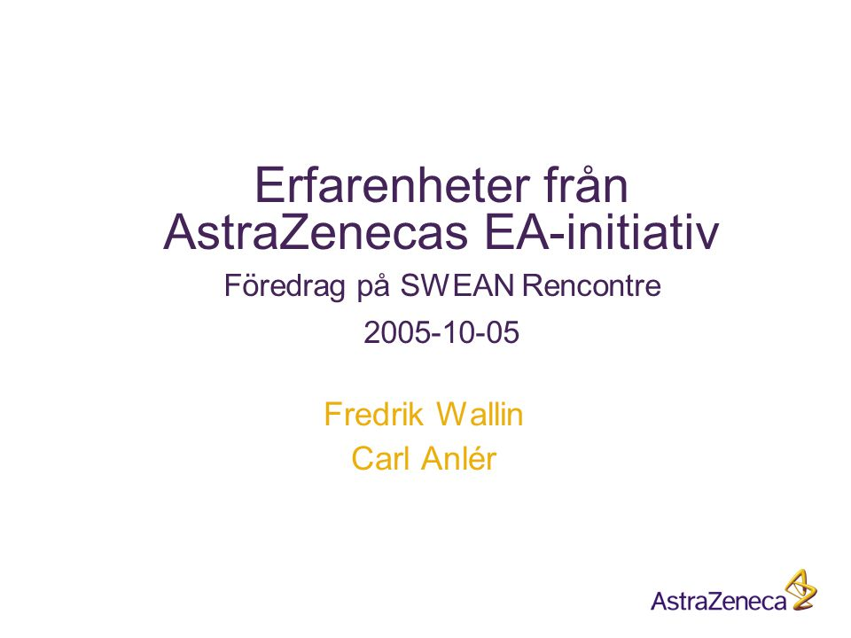 Fredrik Wallin Carl Anlér