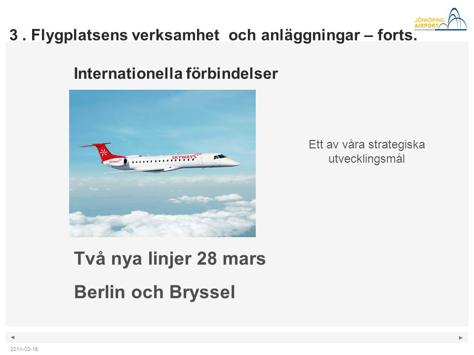 Internationella förbindelser