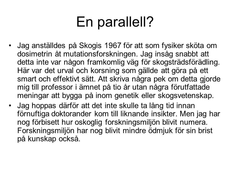 En parallell