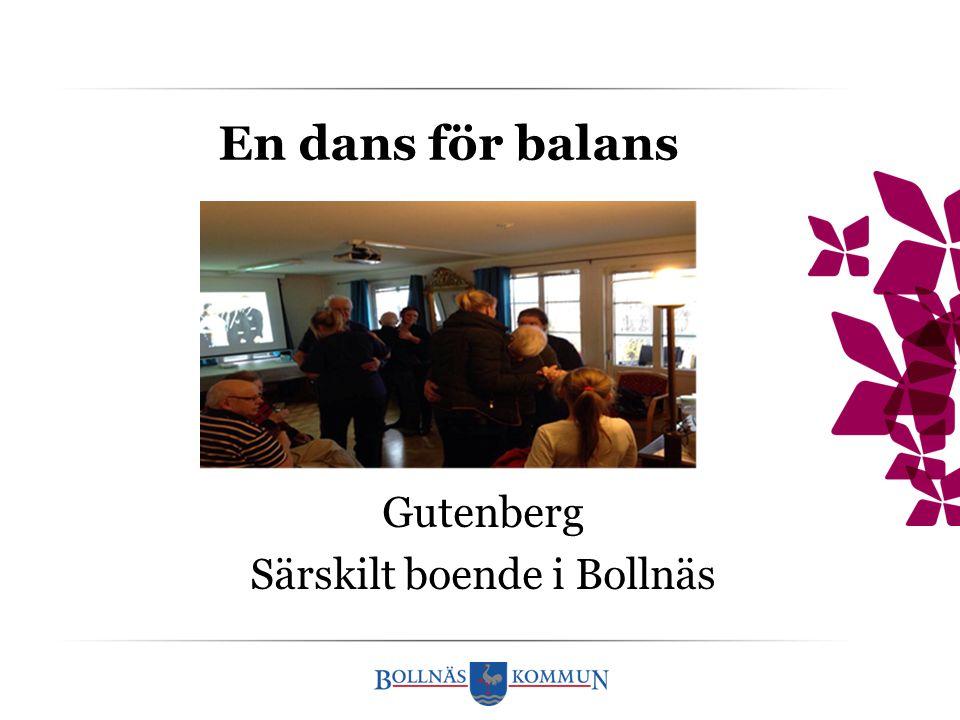Gutenberg Särskilt boende i Bollnäs