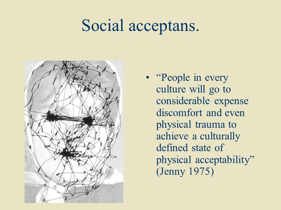 Social acceptans.