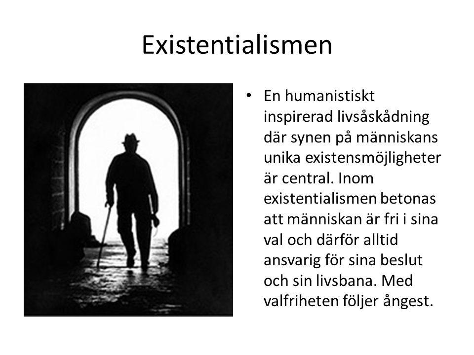 Existentialismen