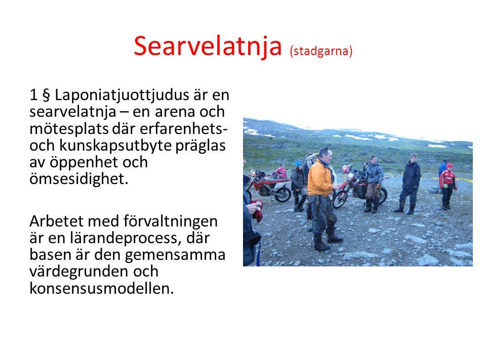 Searvelatnja (stadgarna)