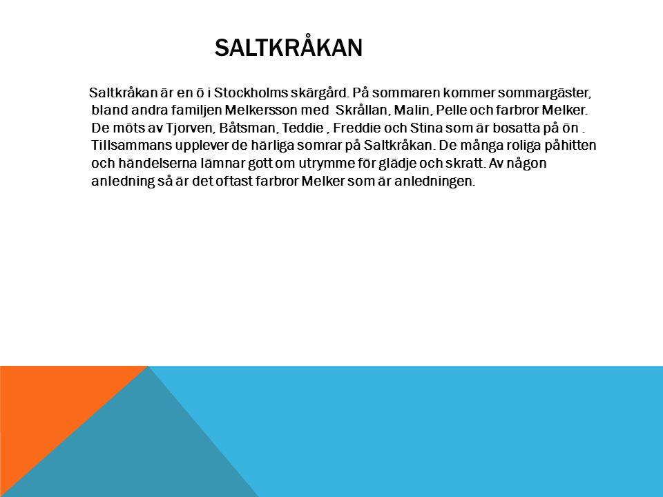 saltkråkan