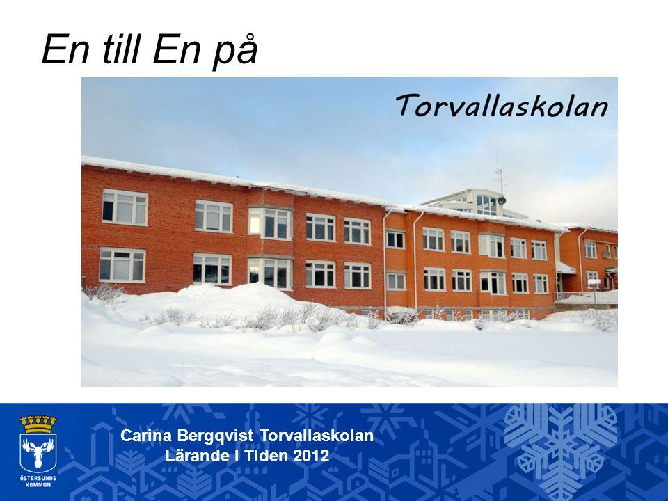 Carina Bergqvist Torvallaskolan