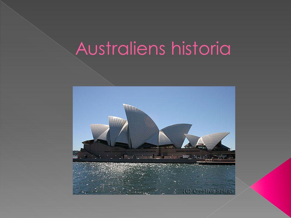 Australiens historia